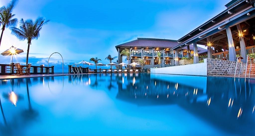 Tour nghỉ dưỡng tại Tropicana Resort, Long Hai