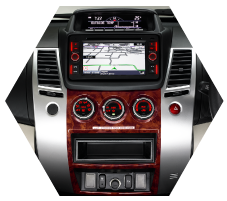 MULTI INFORMATION DISPLAY(MID) pajero sport v6