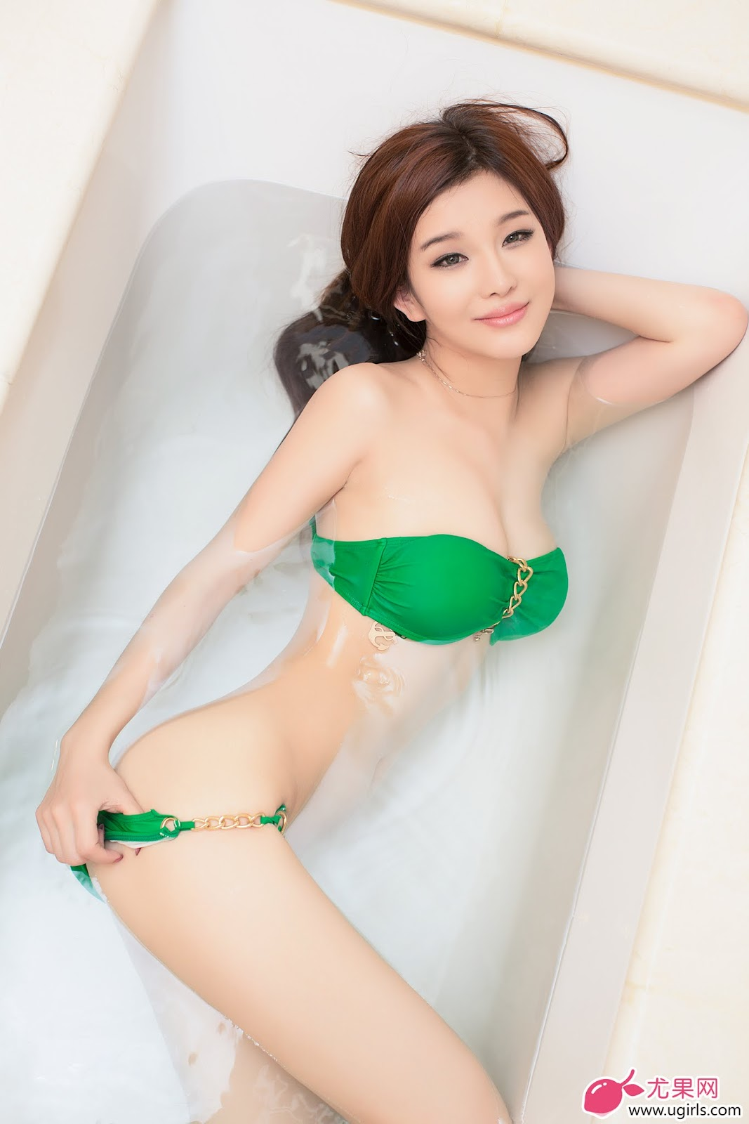 EZ0A0794 - Ugirls No.016 Model 纯小希 (Chun Xiao Xi)
