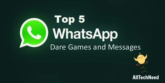 Whatsapp Dare Games With Answers Truth And Dare Messages 2017