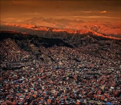 La Paz, Bolivia. (Ciudades Hermosas del Mundo)