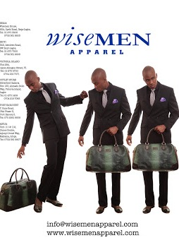 WiseMEN - Apparel