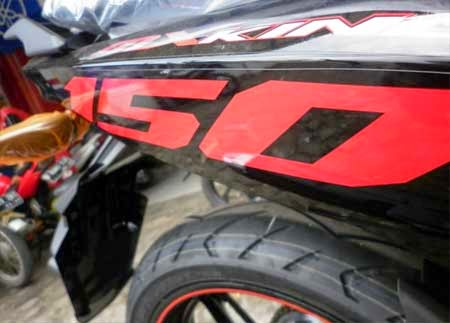 gambar striping yamaha jupiter MX King 150