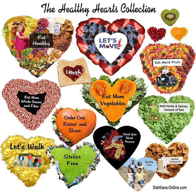 how to keep your heart healthy for kids
