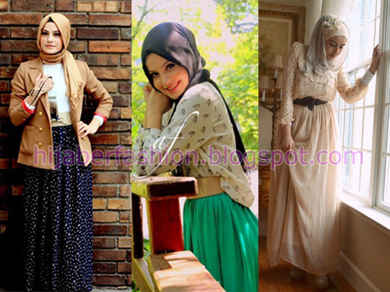 Hijab Chic Dress Terbaik New Style For 2016 2017