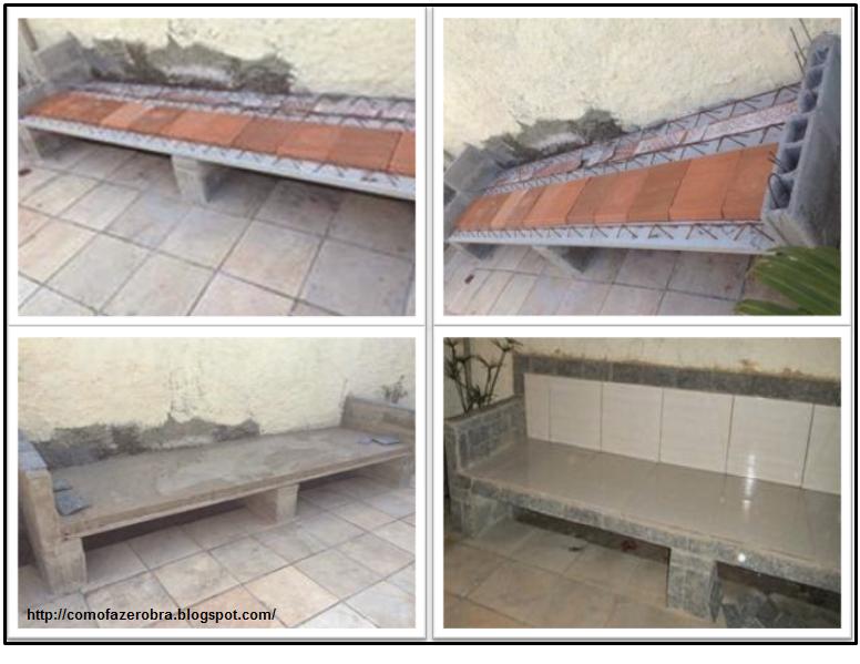 banco de concreto para jardim em jundiai : banco de concreto para jardim em jundiai:móveis ecológico on Pinterest