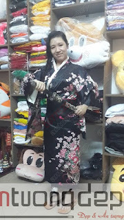 bán kimono nữ giá rẻ