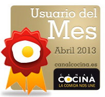 Somos las elegidas por Canal Cocina!!
