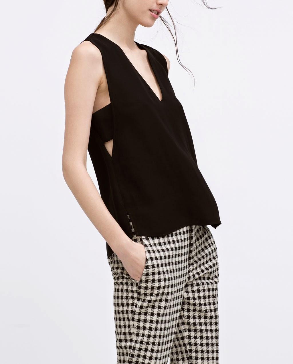 Clon Alexander Wang de Zara SS 15
