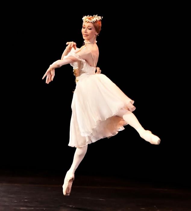 Iana Salenko. Bailarina