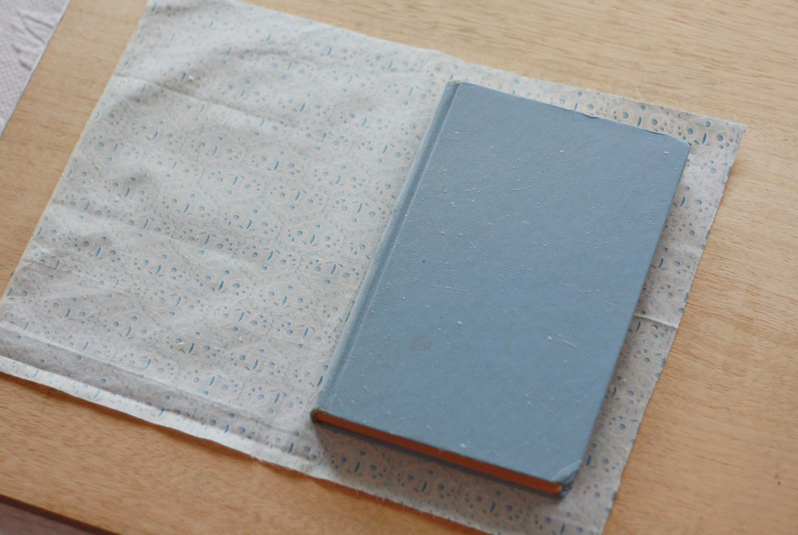 Wood Book Cover Material : Amy j delightful fabric covered book how to tutorial