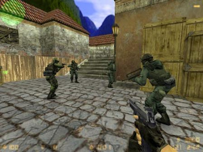 Download Games: Counter Strike 1.6 PC Games