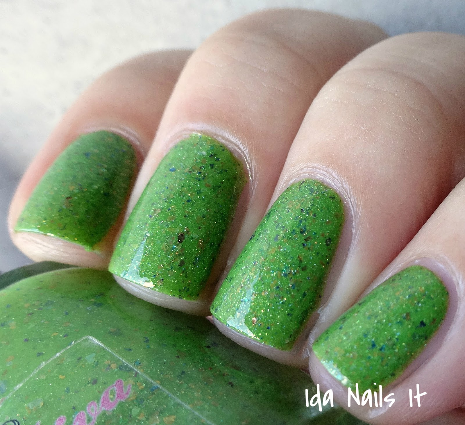 Ida Nails It: Darling Diva Polish St. Patrick\'s Day Collection ...