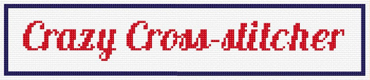 Crazy Cross-stitcher