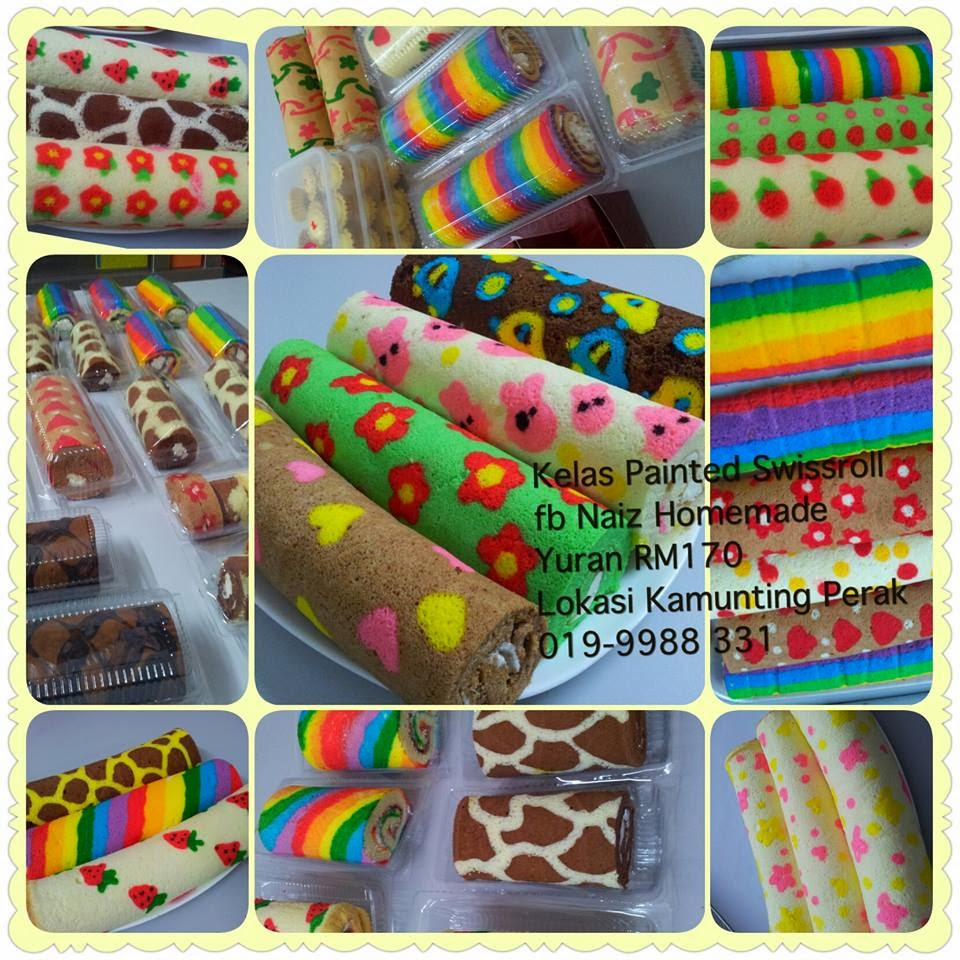 Painted Swissroll