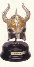"""Premio otorgado por """"El Blog del Vikingo Macabro"""""""