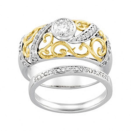Unique Wedding Ring Sets | Unique Wedding Rings For Women