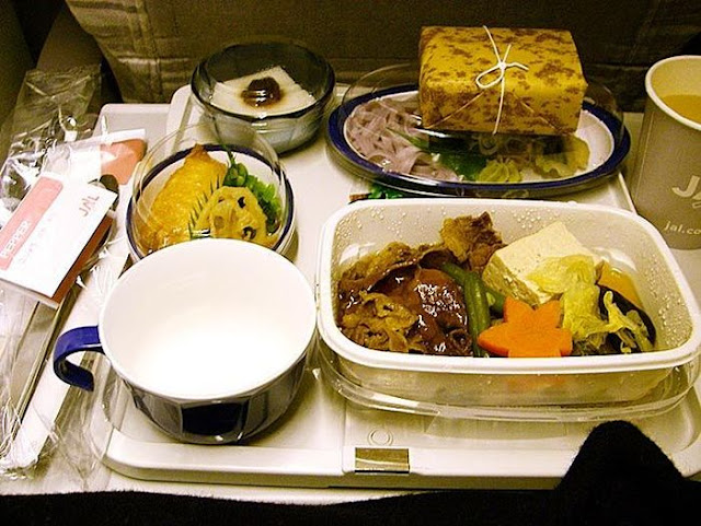 Amazing Airline Food Collection