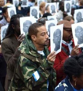 Troy Davis Protest