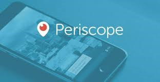 Periscope uma nova forma de transmissões em tempo real !