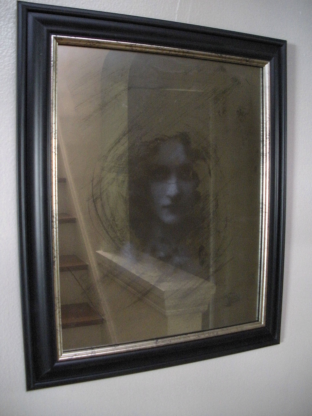 Domythic Bliss: A Creeptastically Eerie Mirror