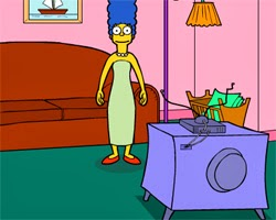 Juegos de Escape Marge Simpson Saw Game