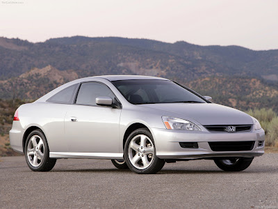 2007 Honda Accord Coupe EX L