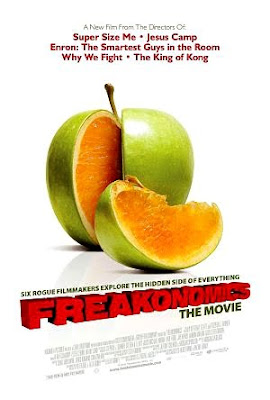 Filme Freakonomics DVDRip RMVB Legendado