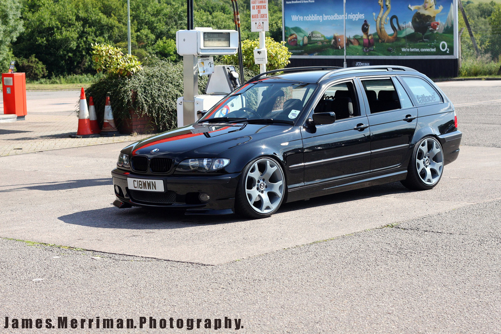 Pic request your slammed or stanced e46 tourings general car chat