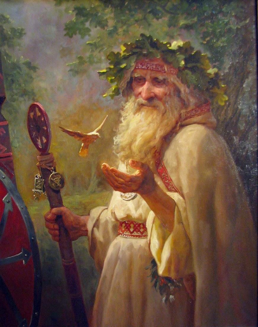 А.Шишкин Волхв