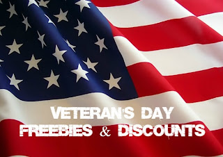 Retailers offer veterans discounts and deals on Veterans Day