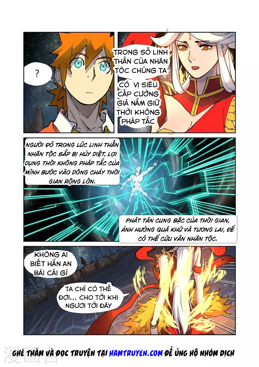 Yêu Thần Ký chap 223.5 - Trang 11