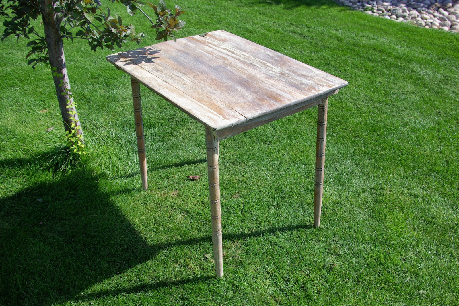 Reclaimed rustics vintage folding wood table for Table 52 2014