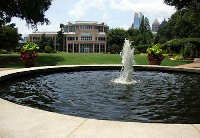 Dorothy Chapman Fuqua Conservatory