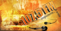 Rádio 107,5 FM da Cidade de Joinville ao vivo