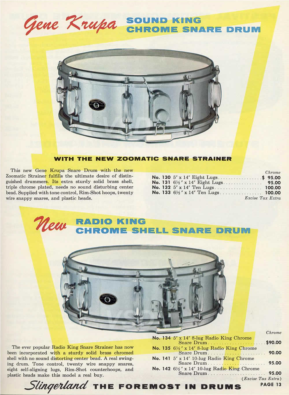 custom drums new all metal version NickelWorks Snare Strainer Throw off /& Butt