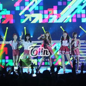 Video Penampilan T-ara di MBC KPop Festival 2012 in Vietnam