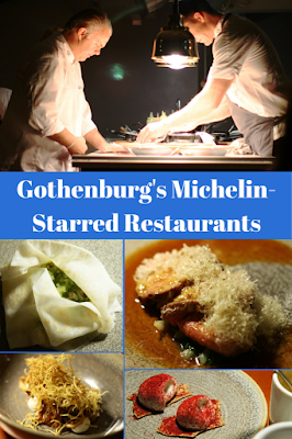 Travel the World: Gothenburg is Sweden's food capital with a number of Michelin-starred restaurants.