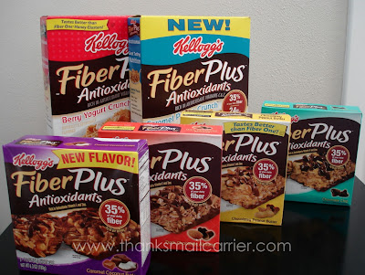 Kellogg's FiberPlus review
