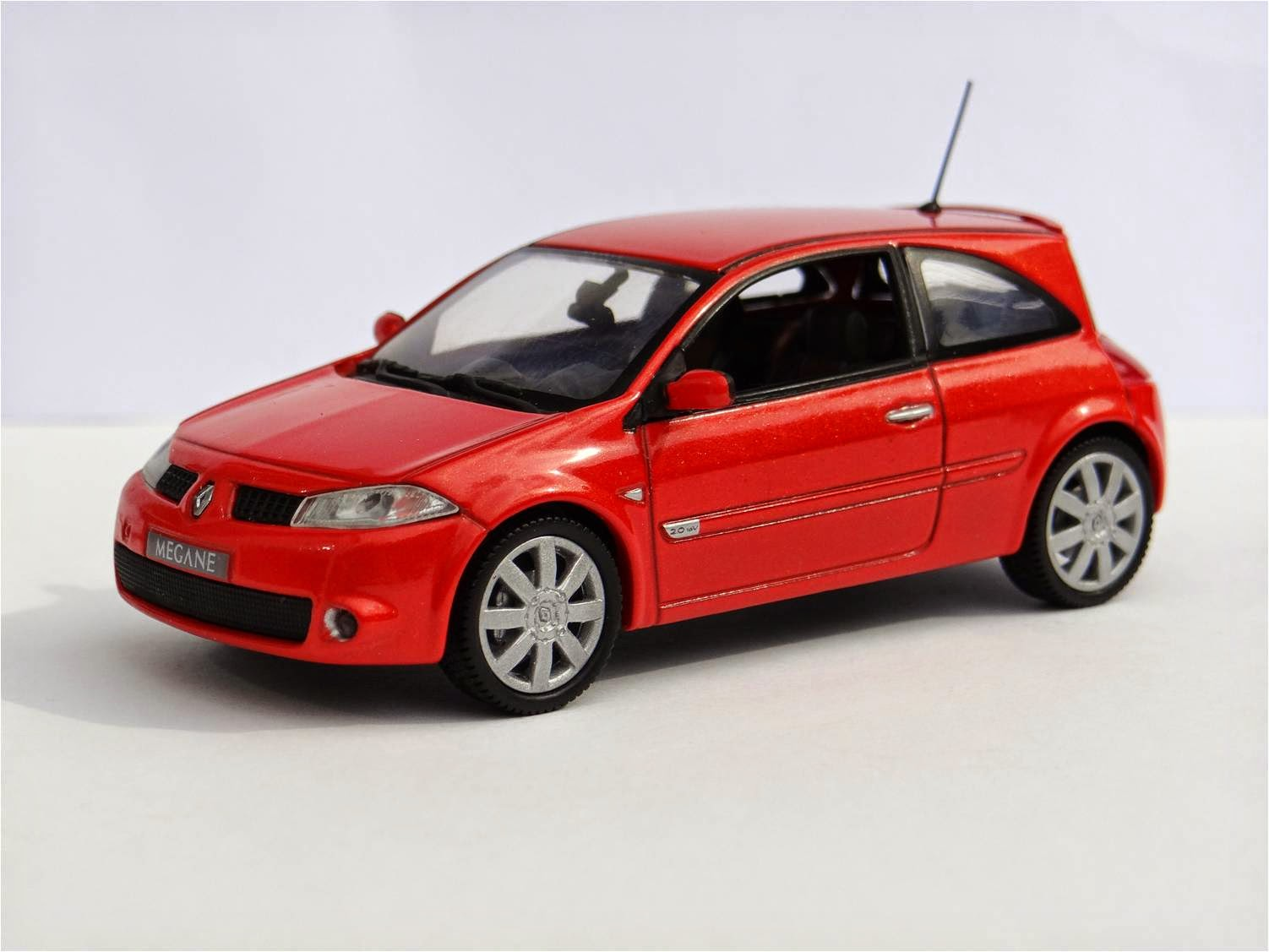 diecast passion renault megane rs 2004. Black Bedroom Furniture Sets. Home Design Ideas