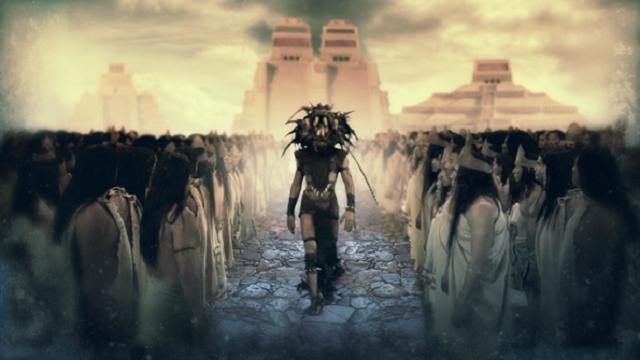 Kenali Dajjal - Quetzalcoatl, Tuhan Kaum Mayan, The God of Mayan
