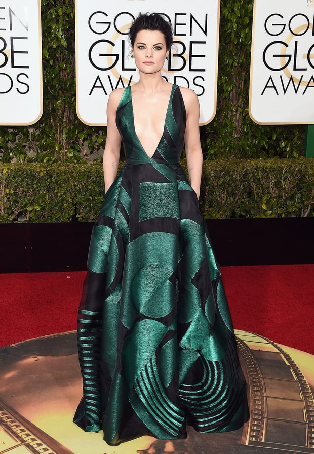 Photos: Golden Globes 2016 red carpet best dressed stars 2
