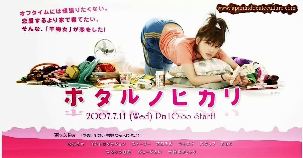 Hotaru No Hikari 25 Film Jepang Romantis