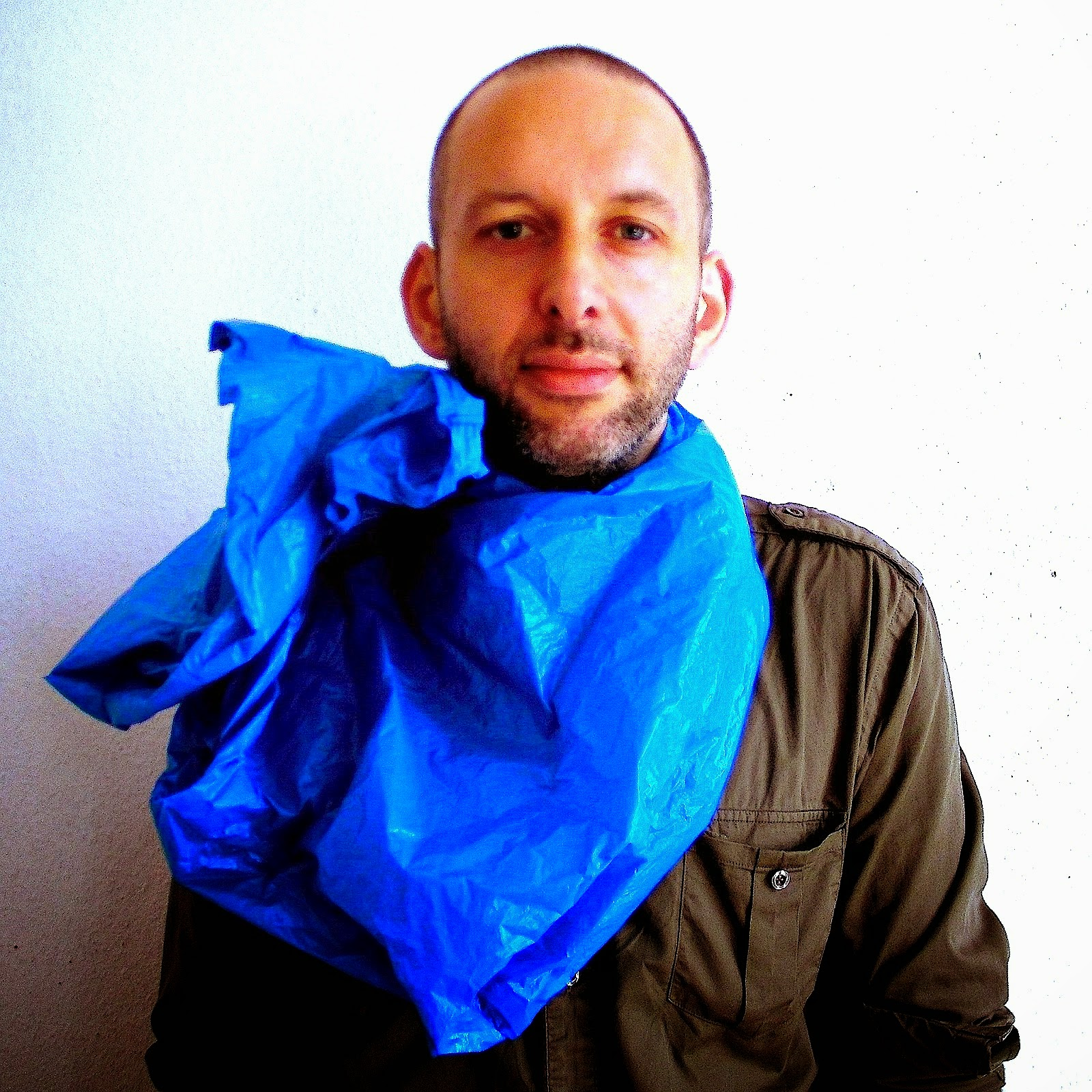 BLUE BAGS - UNSTABLE INSTALLATION SERIES - TRANSLATORIAL 2014