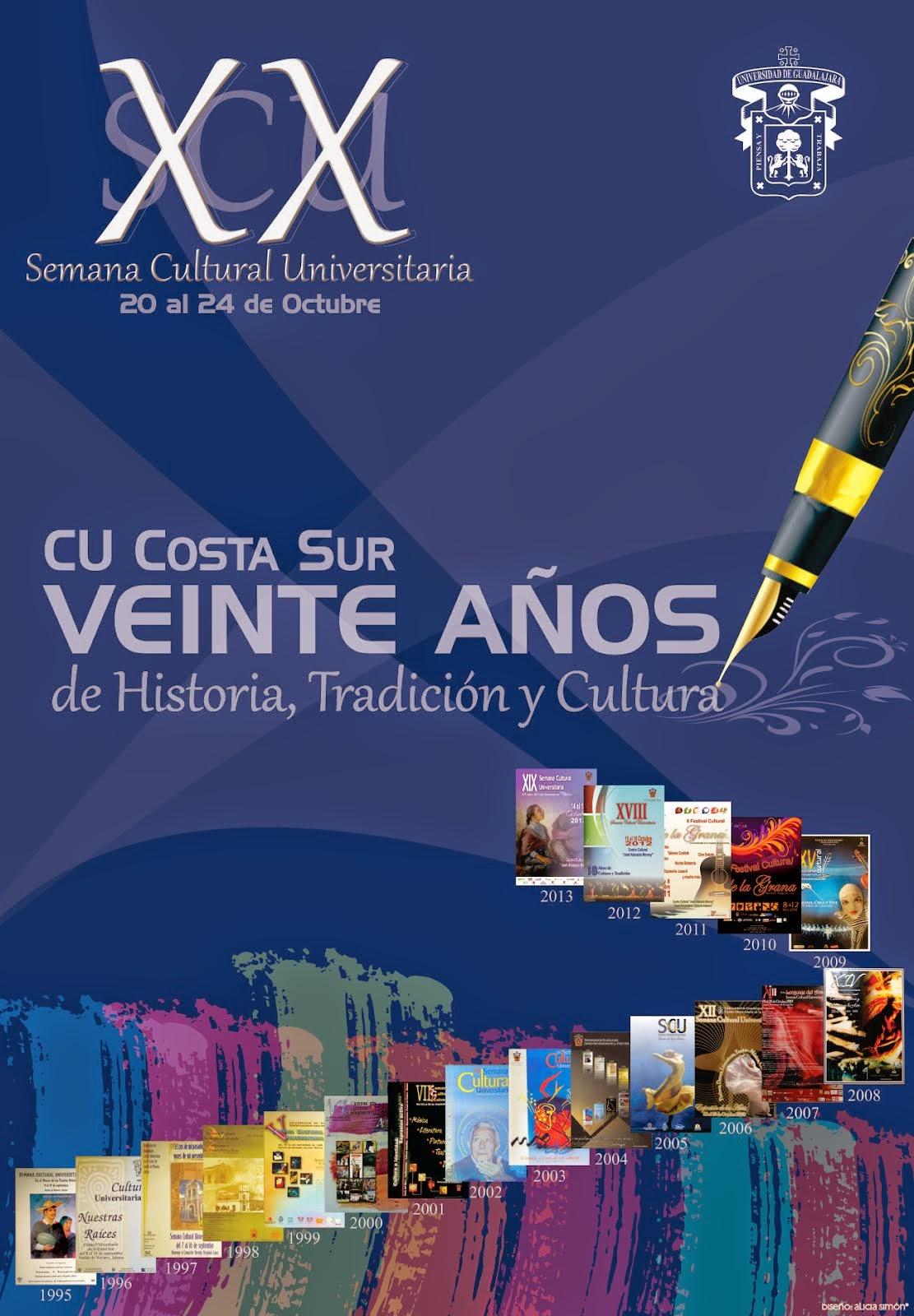 XX Semana Cultural Universitaria