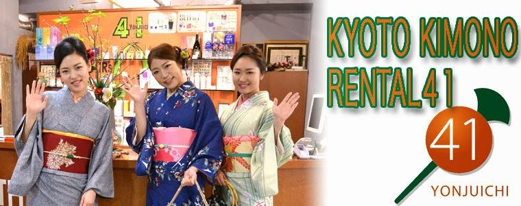 "Welcome to ""Kyoto Kimono Rental 41"" !"