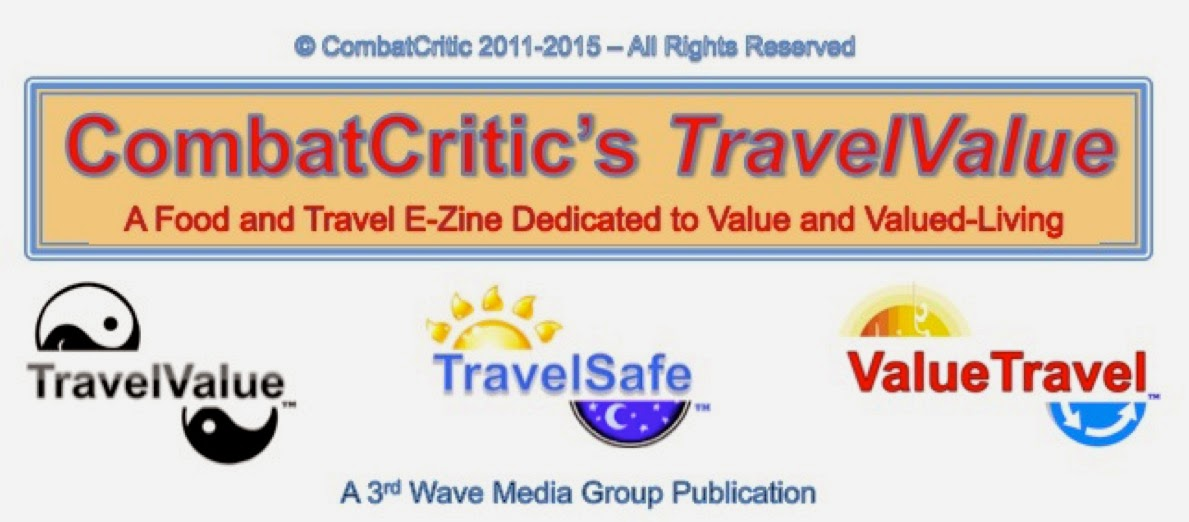 CombatCritic's TravelValue Ezine