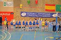Campeonato España Juvenil Femenino
