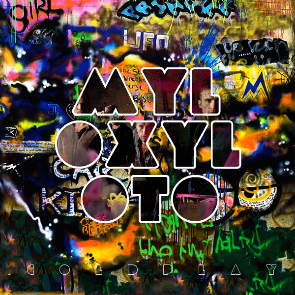 spot on the covers coldplay mylo xyloto fanmade