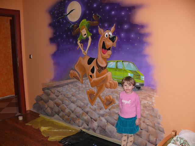 Malowanie pokoju dziecięcego, Toruń